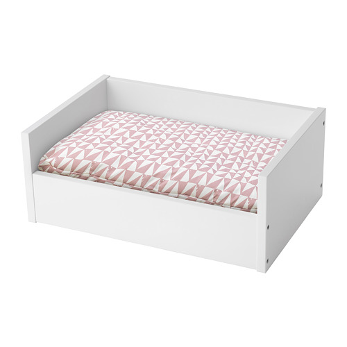 LURVIG pet bed with cushion