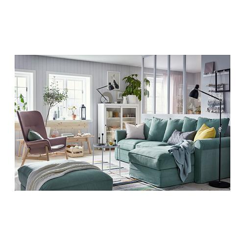 VEDBO - high-back armchair, Gunnared light brown-pink | IKEA Hong Kong and Macau - PH153235_S4