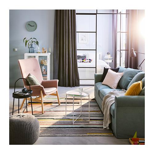 VEDBO - high-back armchair, Gunnared light brown-pink | IKEA Hong Kong and Macau - PH152599_S4