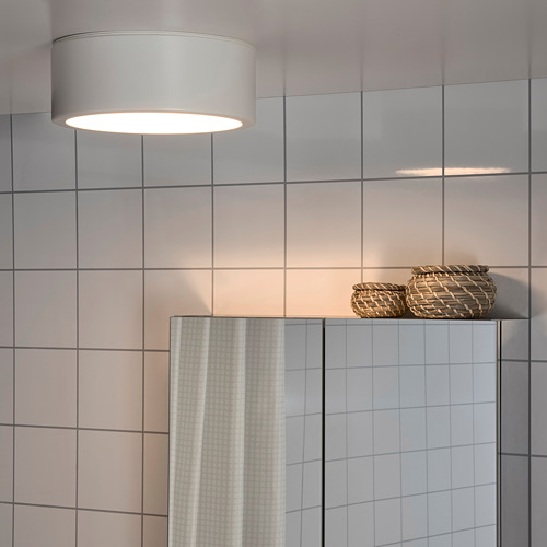 RAKSTA - LED天花燈, 白色 | IKEA 香港及澳門 - PE770546_S4