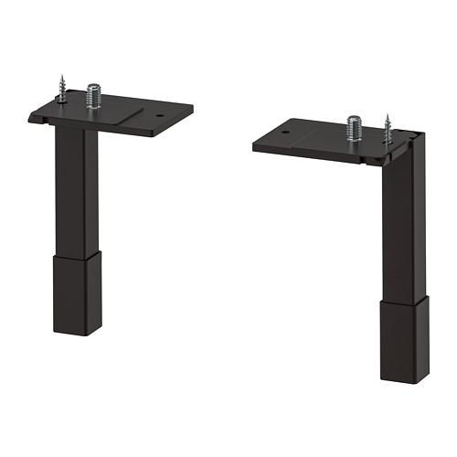 ENHET - 櫃腳, 炭黑色   IKEA 香港及澳門 - PE770613_S4