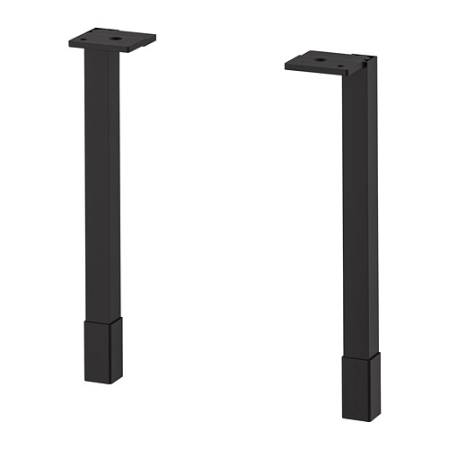ENHET - 櫃腳, 炭黑色 | IKEA 香港及澳門 - PE770614_S4