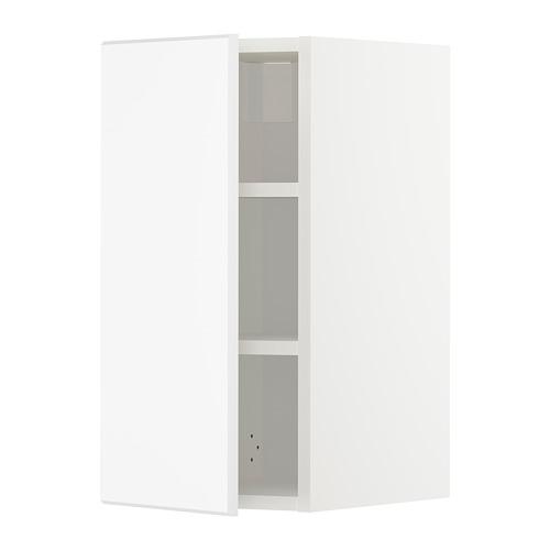 METOD - 吊櫃連層板, white/Kungsbacka matt white | IKEA 香港及澳門 - PE726451_S4