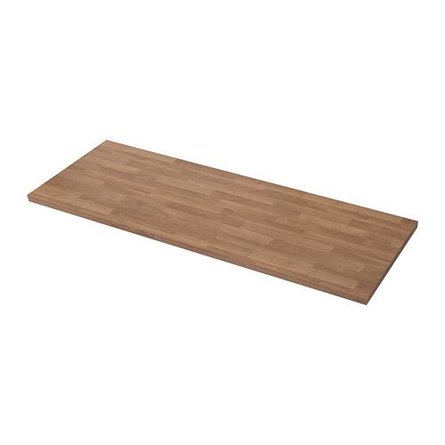 SÄLJAN - worktop, oak effect/laminate | IKEA Hong Kong and Macau - PE770665_S4