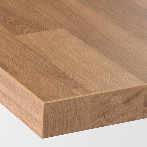 SÄLJAN - worktop, oak effect/laminate | IKEA Hong Kong and Macau - PE770667_S4