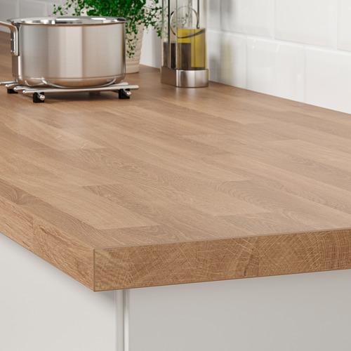 SÄLJAN - worktop, oak effect/laminate | IKEA Hong Kong and Macau - PE770668_S4