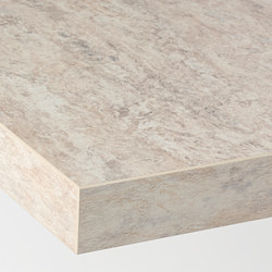 SÄLJAN - worktop, beige stone effect/laminate | IKEA Hong Kong and Macau - PE770678_S3