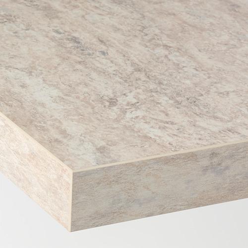 SÄLJAN - 櫃台板, 米黃色 石紋/飾面 | IKEA 香港及澳門 - PE770678_S4