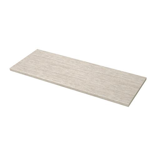 SÄLJAN - 櫃台板, 米黃色 石紋/飾面 | IKEA 香港及澳門 - PE770676_S4