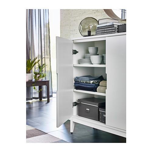 REGISSÖR - 貯物櫃, 白色   IKEA 香港及澳門 - PH155412_S4