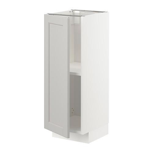 METOD - 地櫃連層板 | IKEA 香港及澳門 - PE726601_S4