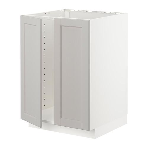 METOD - 星盆用地櫃連一對門 | IKEA 香港及澳門 - PE726613_S4