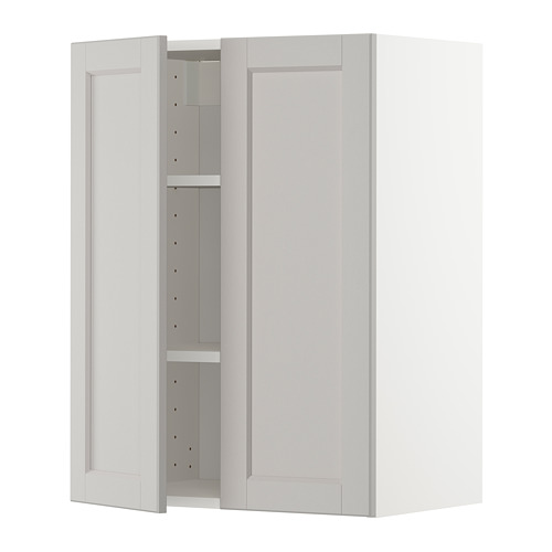 METOD - 吊櫃連層板/雙門   IKEA 香港及澳門 - PE726615_S4