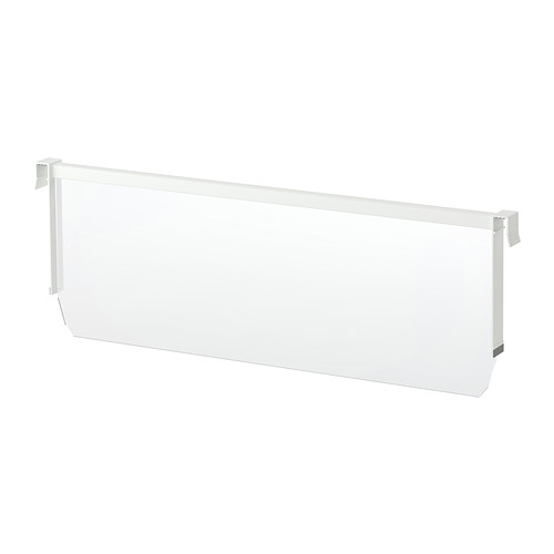 MAXIMERA - 高抽屜用間隔, 白色/透明 | IKEA 香港及澳門 - PE362433_S4