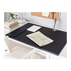 RISSLA - 書檯墊, 黑色 | IKEA 香港及澳門 - PE569393_S3
