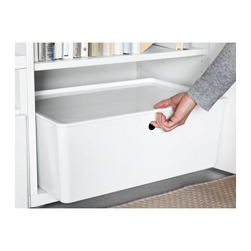 KUGGIS - 連蓋箱, 白色 | IKEA 香港及澳門 - PE569416_S4