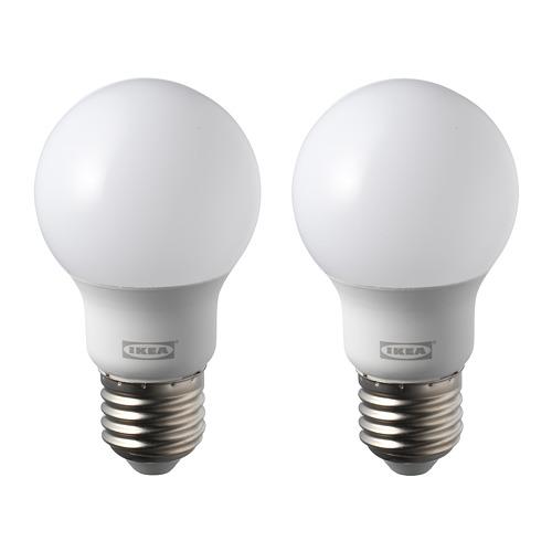 RYET LED燈膽E27 600流明, 4000K