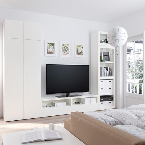 PLATSA - TV/storage comb w 6 doors+2 drawers, white/Fonnes Värd | IKEA Hong Kong and Macau - PE729936_S4
