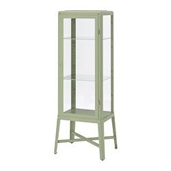 FABRIKÖR - 玻璃門貯物櫃, 淺灰綠色 | IKEA 香港及澳門 - PE770906_S3