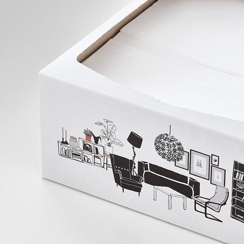 FAMILJ - 餐紙巾, 白色 | IKEA 香港及澳門 - PE770922_S4