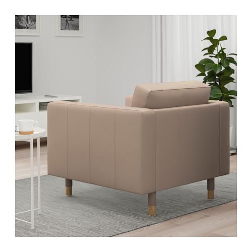 LANDSKRONA - 扶手椅, Grann/Bomstad 深米色/木 | IKEA 香港及澳門 - PE684268_S4