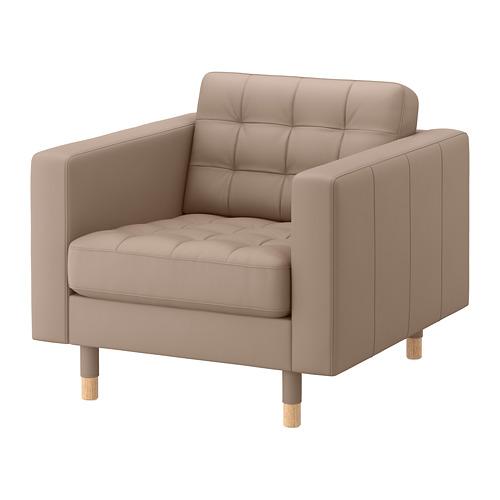 LANDSKRONA - 扶手椅, Grann/Bomstad 深米色/木 | IKEA 香港及澳門 - PE684267_S4