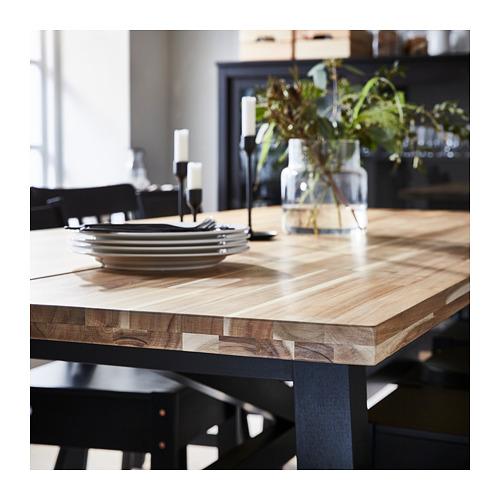 SKOGSTA - dining table, acacia | IKEA Hong Kong and Macau - PH149979_S4