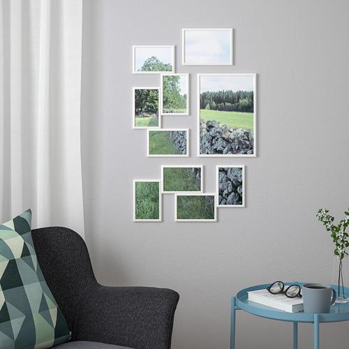 YLLEVAD - frame, white | IKEA Hong Kong and Macau - PE770940_S4