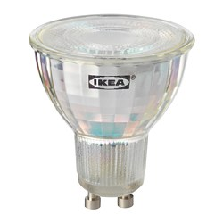 TRÅDFRI - LED bulb GU10 400 lumen, wireless dimmable/white spectrum | IKEA Hong Kong and Macau - PE684338_S3