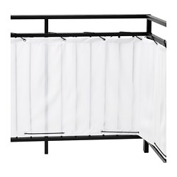 DYNING - balcony privacy screen, white | IKEA Hong Kong and Macau - PE726845_S3