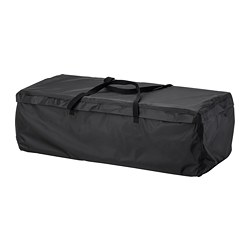 TOSTERÖ - storage bag for cushions, black | IKEA Hong Kong and Macau - PE726847_S3