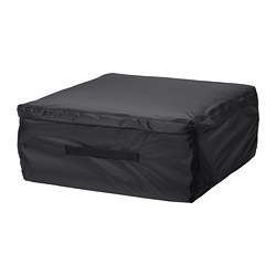 TOSTERÖ - storage bag for cushions, black | IKEA Hong Kong and Macau - PE726851_S3