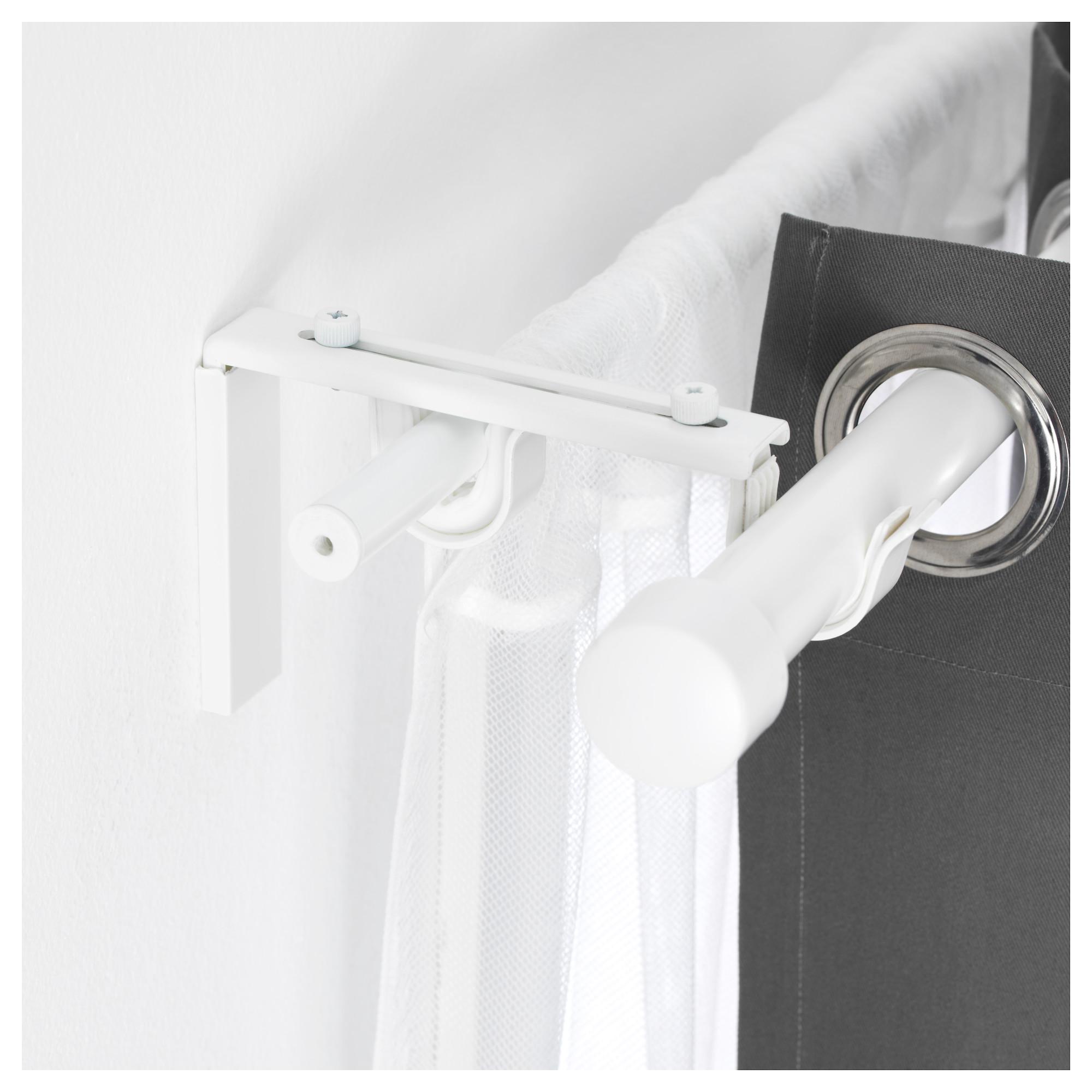 Betydlig Curtain Rod Holder White Ikea Hong Kong