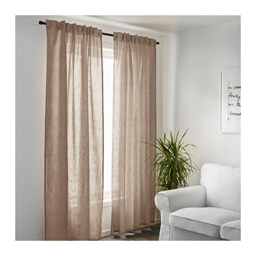 AINA 窗簾,一對