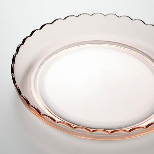 SESAMFRÖN - 裝飾碟, 淺粉紅色 | IKEA 香港及澳門 - PE827544_S4