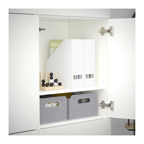BESTÅ - storage combination with doors, Laxviken white | IKEA Hong Kong and Macau - PE635999_S4