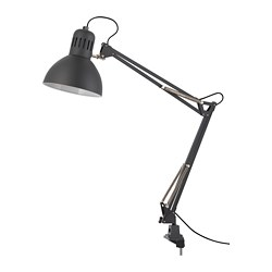 TERTIAL - work lamp, dark grey | IKEA Hong Kong and Macau - PE684440_S3