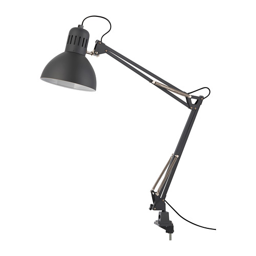 TERTIAL - work lamp, dark grey | IKEA Hong Kong and Macau - PE684440_S4