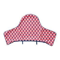 ANTILOP - 布套, 藍色/紅色 | IKEA 香港及澳門 - PE726948_S3