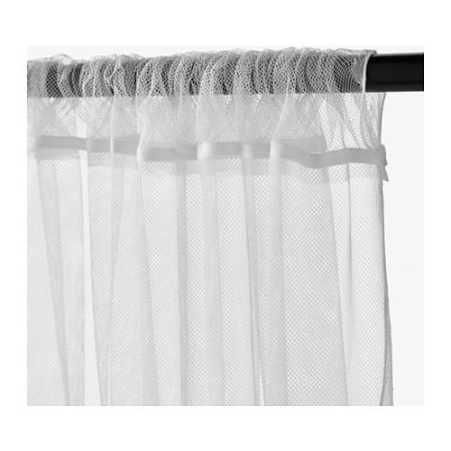 LILL - net curtains, 1 pair, white | IKEA Hong Kong and Macau - PE569731_S4