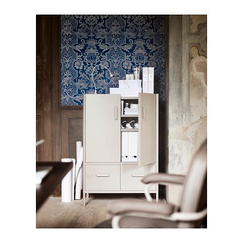 IDÅSEN - cabinet with doors and drawers, beige | IKEA Hong Kong and Macau - PH154777_S4
