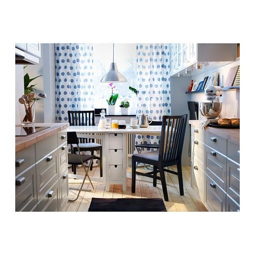 NORRNÄS - 椅子, 黑色/Isunda 灰色   IKEA 香港及澳門 - PE266626_S4