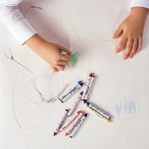MÅLA - wax crayon, mixed colours   IKEA Hong Kong and Macau - PE771083_S4