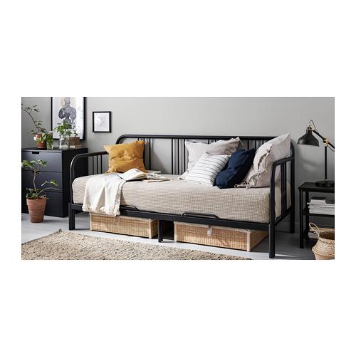 FYRESDAL 日間床連2床褥