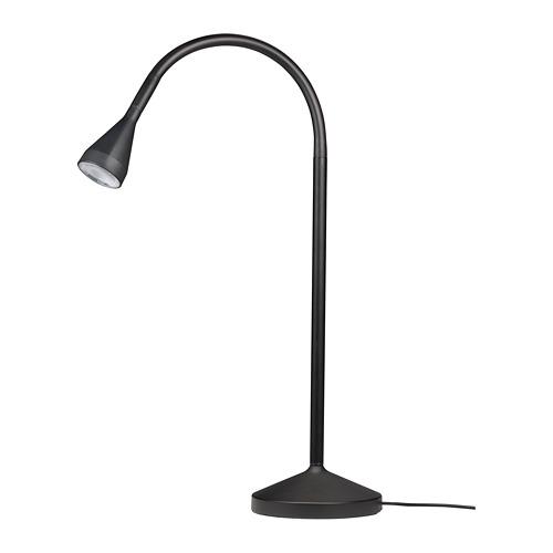 NÄVLINGE - LED工作燈, 黑色   IKEA 香港及澳門 - PE727109_S4