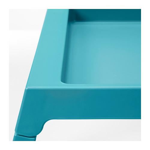 KLIPSK - 床上餐盤, 湖水綠色 | IKEA 香港及澳門 - PE684736_S4