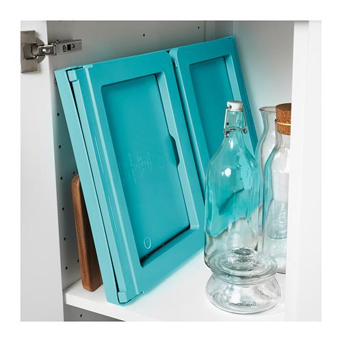 KLIPSK - 床上餐盤, 湖水綠色 | IKEA 香港及澳門 - PE684734_S4