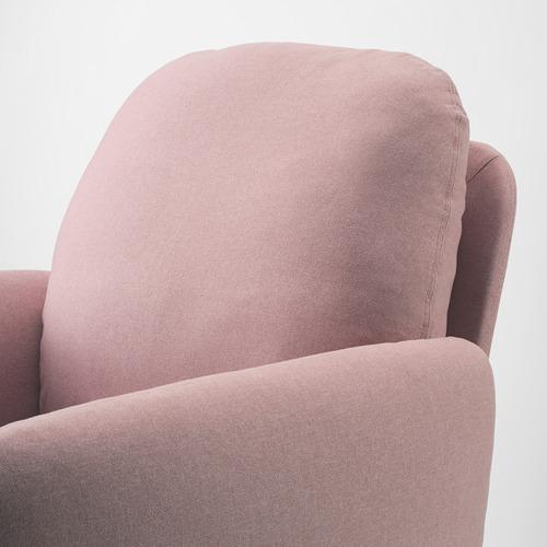 EKOLSUND - 活動躺椅, Gunnared 淺粉褐色   IKEA 香港及澳門 - PE727163_S4