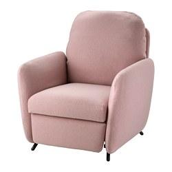 EKOLSUND - 活動躺椅, Gunnared 淺粉褐色 | IKEA 香港及澳門 - PE727164_S3
