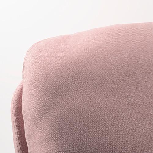 EKOLSUND - 活動躺椅, Gunnared 淺粉褐色   IKEA 香港及澳門 - PE727170_S4